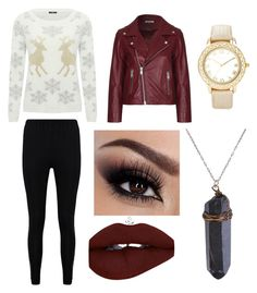 """""""Design #4"""" by destiny-mcgeough on Polyvore featuring M&Co, Boohoo, Ganni and Chico's"""