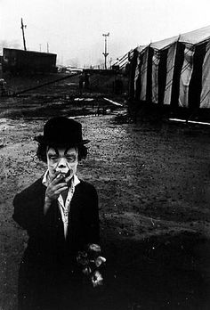 One of the greatest portrait and social commentators through photography. Bruce Davidson.