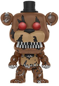 FIVE NIGHTS AT FREDDY'S - NIGHTMARE FREDDY. #style #trend #onlineshop #shoptagr