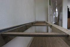 Moving in #12: DIY Floating Desk