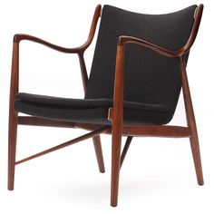 The 45 Chair By Finn Juhl For Baker | From a unique collection of antique and modern armchairs at http://www.1stdibs.com/furniture/seating/armchairs/