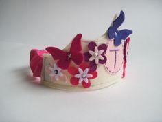 felt princess crowns - Google Search