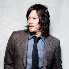 Norman Reedus for the Downtown Magazine April 2015