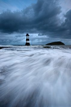 'A Winter Coast' - Black Point, Anglesey by Kris  Williams, via 500px