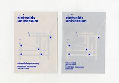 Rietveld's Universe ~ Invite