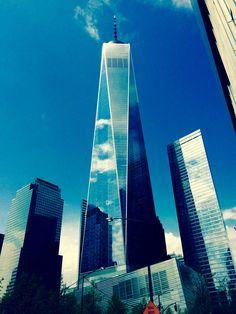 National 11 September Memorial, One Trade Center