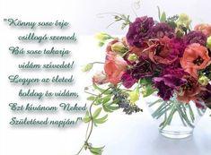 Happy Birthday by LadyLys on DeviantArt Name Day, Glass Vase, Happy Birthday, Fa, Google, Scrapbook, Erika, Celebrations, Events