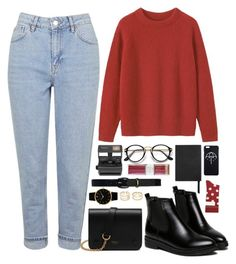 movie date outfit Teen Fashion Outfits, Mode Outfits, Retro Outfits, Look Fashion, Stylish Outfits, Korean Fashion, Fall Outfits, Vintage Outfits, Fall College Outfits