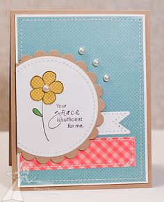 Faith in Bloom stamps from Taylored Expressions