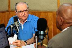 Castelo rebate críticas e divulga propostas durante entrevista