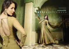 Super Stylish Anarkali Suits @delhi6store MalliakaAroraKhan