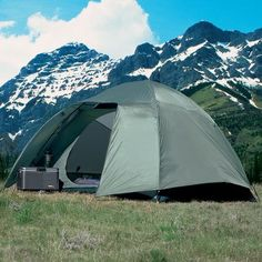 Eureka Tetragon 9 Tent---this one is for car-camping!