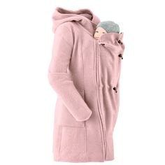 Hooded Coat for Two Winter Rose - Babywearing Jackets and Coats Winter Rose, Elegant, Baby Wearing, Timeless Fashion, Canada Goose Jackets, Hoods, Sweaters, How To Wear, Shopping