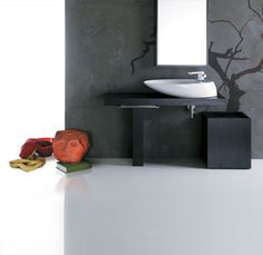 BO12 | Bohemien Ceramica Simas Counter top washbasin