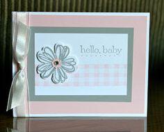 Krystal's Cards: Flower Shop Card Class