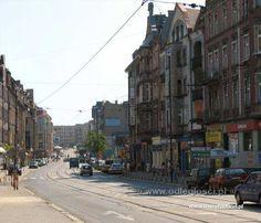poland Zabrze | Wolnosci Street - Zabrze pictures. Map of Poland, Zabrze pictures ...