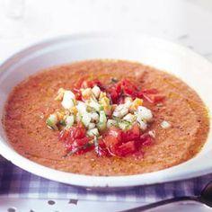 Recept - Zomersoep: gazpacho - Allerhande