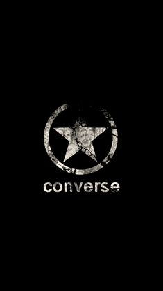 461816f92ea5  converse  black  wallpaper  iPhone  android