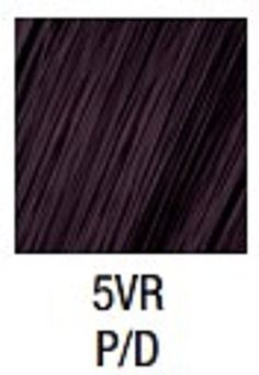 Kenra Demi-Permanent Color 5VR Light Brown - Violet Red. Kenra DEMI-Permanent Ammonia Free Hair Color 2.05oz (5VR) Kenra DEMI-Permanent Ammonia Free Hair Color 2.05oz (5VR) gives a Light Brown Violet Red color to your hair. It has the ability to penetrate through the cuticle and slightly into the cortex, so you have long lasting results. The color helps to remove unwanted warmth to produce a cooler end result. .