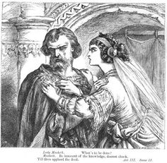a comparison of the changes in macbeth and lady macbeth as a result of the murder of king duncan in  34: lady macbeth plays hostess at the macbeths' first big dinner party as king and queen her main task over the course of the night becomes stopping macbeth from looking like a madman while he effectively acts like a madman from seeing banquo's ghost.