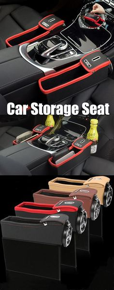 Newest Pictures 🛒SHOP NOW😍Leather Car Storage Bag Money Pot Car Seat Pocket Organizer Popular Cleaning Your Plastic Exterior You probably chose your vinyl exterior because it's so easy to att Organizer Auto, Pocket Organizer, Organizers, Car Storage Box, Bag Storage, Shop Storage, Diy Auto, Pajero Sport, Pt Cruiser