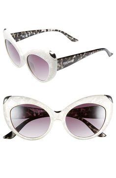 Steve Madden 55mm Cat Eye Sunglasses available at #Nordstrom