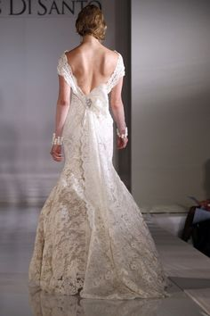 Ines di Santo Lissome Dress, Fall 2012