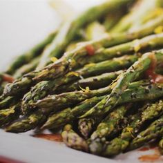 Roasted Asparagus   Recipes   Beyond Diet