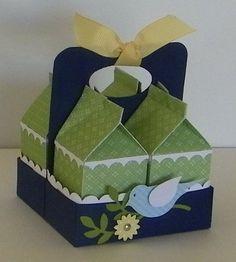Milk Carton 4 pack