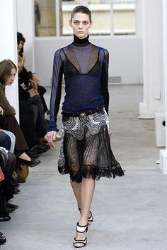 Balenciaga Spring 2006 Ready-to-Wear Fashion Show - Marina Peres