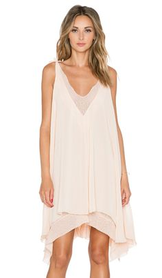 Tularosa Veda Dress in Peach Parfait | REVOLVE