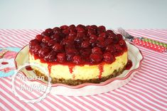 Vişneli Cheesecake Tarifi | Kevserin Mutfağı - Yemek Tarifleri