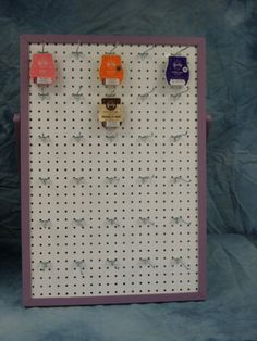 Large Scentsy Pegboard Display by ScentsyDisplays on Etsy