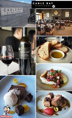 Cable Bay Vineyards & Restaurant - Auckland