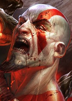 God of War - smash button. Combination button preferred by people who hinks a game consist into make suffer you keypad and testosteroned hero who kills everything on his way with no reason. Nonsense game for blooded not thinking time. Not need to play, but interesting to know for a nonsense gaming day
