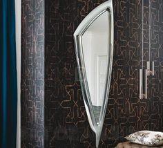 #mirror #design #interior зеркало напольное Cattelan Italia Camelot, camelot