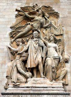 Triomphe, Stone Carving, Ancient Art, Oeuvre D'art, Sculpture Art, Amazing Art, Sculpting, Street Art, Art Gallery