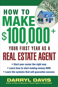 https://play.google.com/store/books/details/Darryl_Davis_How_to_Make_100_000_Your_First_Year_a?id=1jHxWs88cS4C