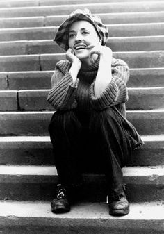 Jeanne Moreau - one of our favourite French actresses
