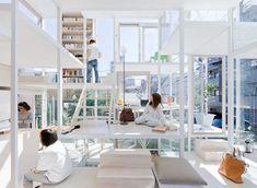 House NA by Sou Fujimoto Architects