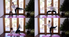 Q: Are barre classes a good workout? A: Yes, and here's how you can get the benefits at home!