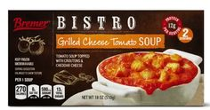 There are few combos we love more than grilled cheese and tomato soup, and this freezer-aisle find is here to make all our dreams come true. Find this tomato soup topped with crusty croutons and cheese starting September 23. Gluten Free Snacks, Vegan Snacks, Easy Snacks, Four Cheese Pasta, Cheese Pasta Bake, Pumpkin Swirl Cheesecake, Veggie Straws, Pork Schnitzel, Caramel Corn