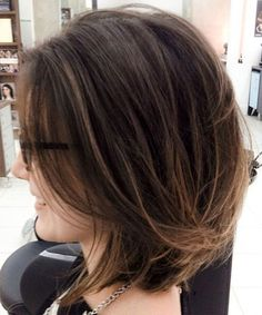 hair styles for faced layered medium length haircut lots of layers in 5831