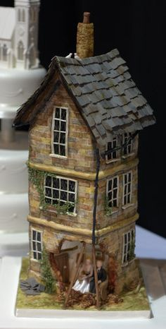 House cake..this is amazing!