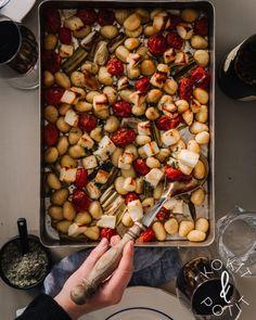 Gnocchivuoka on yhden astian arkiruoka – kokeile helppoa reseptiä!