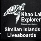 Khao Lak Explorer | Khao Lak Explorer provide the best diving service to scuba dive the Similan islands.
