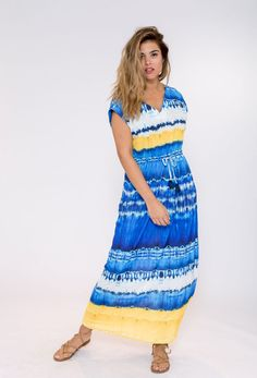 Fresco, Tie Dye Skirt, Denim, Skirts, Fashion, Collared Dress, Long Gowns, Spring Summer, Trends