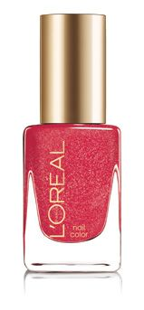 He Red My Mind  Wearing this now, with Essie Luxe Effects As Gold As It Gets.   GORGEOUS.