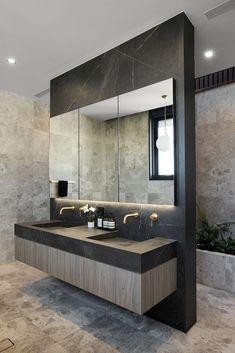 45 easy and simple bathroom bettering ideas you can do 24 - Bathroom Renos, Bathroom Layout, Bathroom Furniture, Bathroom Ideas, Bathroom Organization, Bathroom Storage, Bathroom Design Luxury, Interior Design Kitchen, Simple Bathroom