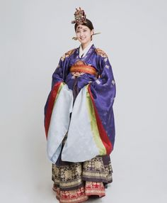 한복 Hanbok : Korean traditional clothes[dress] #wedding